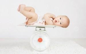bebe balanza